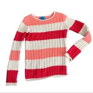 The Children's Place Stripe Long Sleeve Sweater S